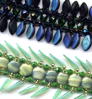 Beaded Bracelets super easy bead projects