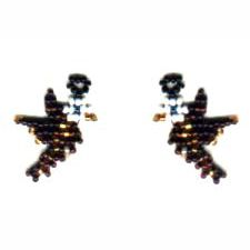 Eagle Weave Earrings