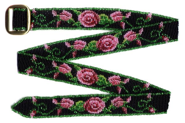 Rose Belt Pattern and Kit