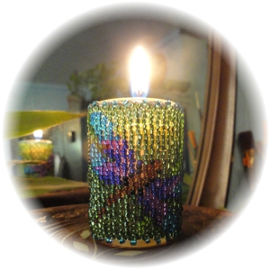 Dragonfly Little Candle