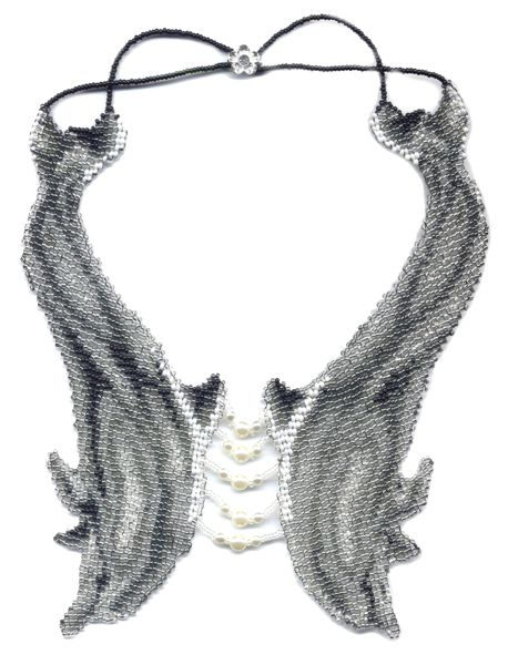 Diving Dolphins Weave Necklace