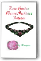 Rose Garden Weave Necklace