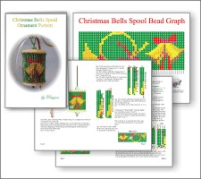 Christmas Bells Spool - Click Image to Close
