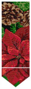 Poinsettia Tapestry