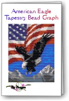 American Eagle Tapestry