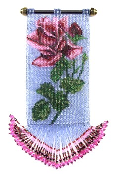 First Prize Rose Tapestry Pattern and Kit