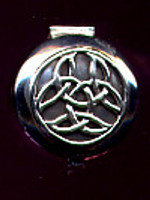 Celtic Box Sterling Silver