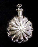 Bottle #1 Pendant Sterling Silver
